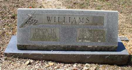 WILLIAMS, BRUNCE S. - Saline County, Arkansas | BRUNCE S. WILLIAMS - Arkansas Gravestone Photos
