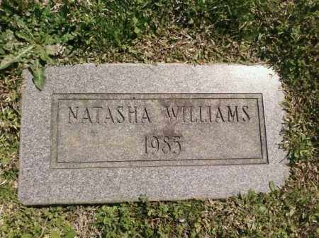WILLIAMS, NATASHA - Saline County, Arkansas | NATASHA WILLIAMS - Arkansas Gravestone Photos