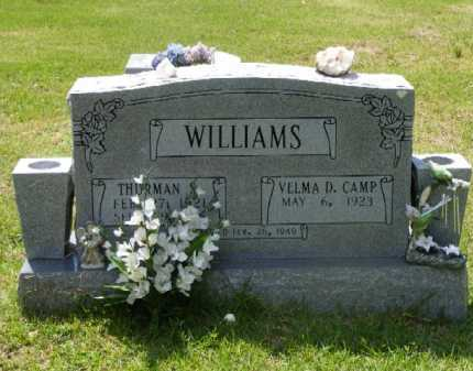 WILLIAMS, THURMAN STILL - Saline County, Arkansas | THURMAN STILL WILLIAMS - Arkansas Gravestone Photos