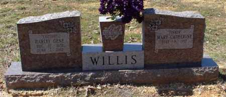 "WILLIS, HARLEY GENE ""COTTON"" - Saline County, Arkansas 