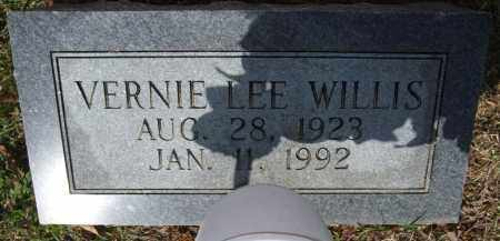 BURNETT WILLIS, VERNIE LEE - Saline County, Arkansas | VERNIE LEE BURNETT WILLIS - Arkansas Gravestone Photos
