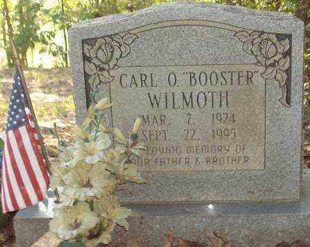 "WILMOTH, CARL O. ""BOOSTER"" - Saline County, Arkansas 
