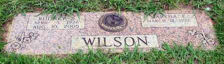 WILSON, RODNEY SMITH - Saline County, Arkansas | RODNEY SMITH WILSON - Arkansas Gravestone Photos