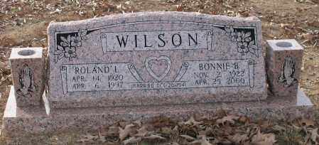WILSON, BONNIE BERNICE - Saline County, Arkansas | BONNIE BERNICE WILSON - Arkansas Gravestone Photos