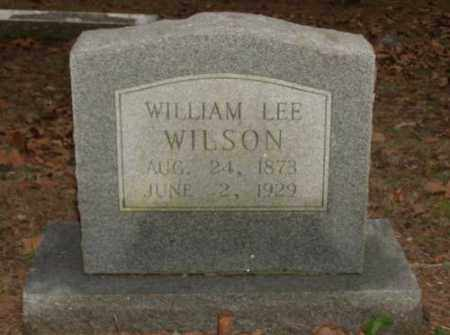 WILSON, WILLIAM LEE - Saline County, Arkansas | WILLIAM LEE WILSON - Arkansas Gravestone Photos