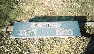 WISHERT, MARY E. - Saline County, Arkansas | MARY E. WISHERT - Arkansas Gravestone Photos