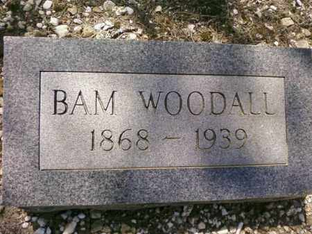 WOODALL, BAM - Saline County, Arkansas | BAM WOODALL - Arkansas Gravestone Photos