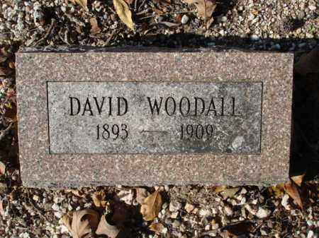 WOODALL, DAVID - Saline County, Arkansas | DAVID WOODALL - Arkansas Gravestone Photos