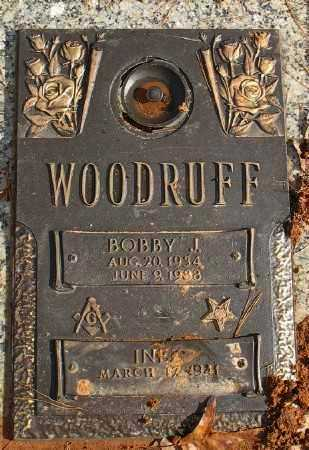 WOODRUFF, BOBBY J. - Saline County, Arkansas | BOBBY J. WOODRUFF - Arkansas Gravestone Photos