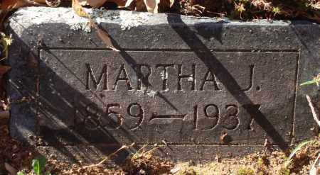 WRIGHT, MARTHA J - Saline County, Arkansas | MARTHA J WRIGHT - Arkansas Gravestone Photos