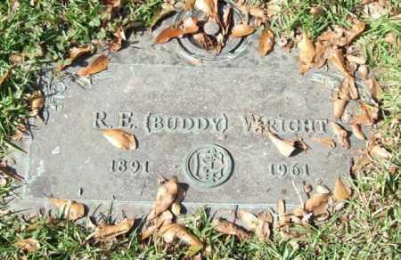 "WRIGHT, R. E. ""BUDDY"" - Saline County, Arkansas | R. E. ""BUDDY"" WRIGHT - Arkansas Gravestone Photos"