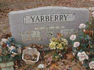 YARBERRY, ROBERT E. - Saline County, Arkansas | ROBERT E. YARBERRY - Arkansas Gravestone Photos