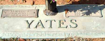 YATES, LOLA B. - Saline County, Arkansas | LOLA B. YATES - Arkansas Gravestone Photos