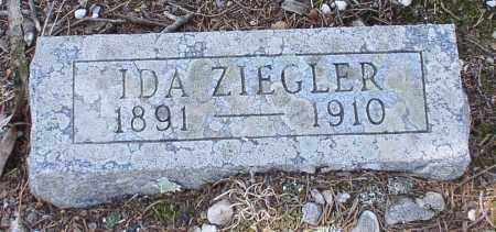 ZIEGLER, IDA - Saline County, Arkansas | IDA ZIEGLER - Arkansas Gravestone Photos
