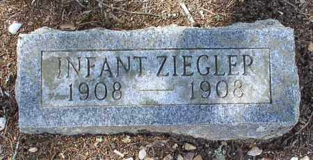 ZIEGLER, INFANT - Saline County, Arkansas | INFANT ZIEGLER - Arkansas Gravestone Photos