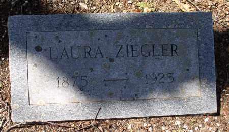 ZIEGLER, LAURA - Saline County, Arkansas | LAURA ZIEGLER - Arkansas Gravestone Photos