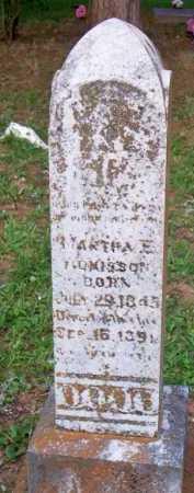 ADMISSON, MARTHA E - Scott County, Arkansas | MARTHA E ADMISSON - Arkansas Gravestone Photos