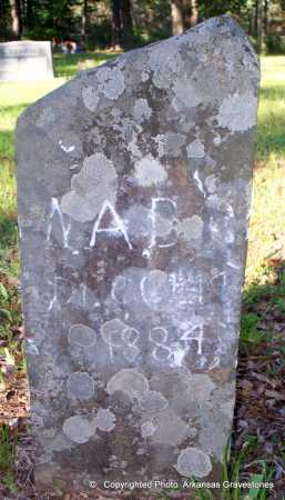 B, N  A - Scott County, Arkansas | N  A B - Arkansas Gravestone Photos