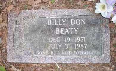 BEATY, BILLY DON - Scott County, Arkansas | BILLY DON BEATY - Arkansas Gravestone Photos