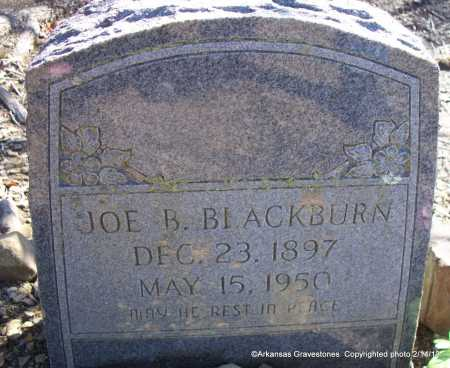 BLACKBURN, JOE B - Scott County, Arkansas | JOE B BLACKBURN - Arkansas Gravestone Photos