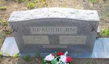 BLACKKBURN, FRED - Scott County, Arkansas | FRED BLACKKBURN - Arkansas Gravestone Photos