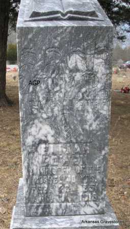 BOWEN, ELIJAH, REV - Scott County, Arkansas | ELIJAH, REV BOWEN - Arkansas Gravestone Photos