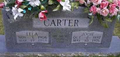 CARTER, JODIE - Scott County, Arkansas | JODIE CARTER - Arkansas Gravestone Photos