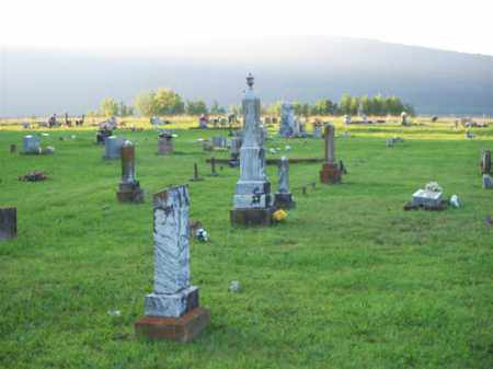 *CENTER POINT, *OVERVIEW - Scott County, Arkansas | *OVERVIEW *CENTER POINT - Arkansas Gravestone Photos