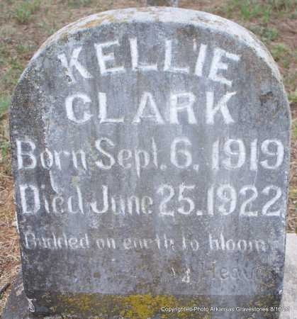 CLARK, KELLIE - Scott County, Arkansas | KELLIE CLARK - Arkansas Gravestone Photos