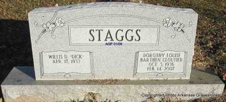 STAGGS, DOROTHY LOUISE - Scott County, Arkansas | DOROTHY LOUISE STAGGS - Arkansas Gravestone Photos