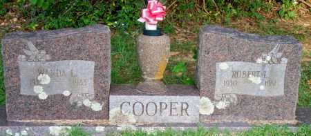 COOPER, ROBERT L - Scott County, Arkansas | ROBERT L COOPER - Arkansas Gravestone Photos
