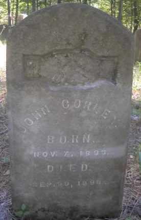 CORLEY, JOHN - Scott County, Arkansas | JOHN CORLEY - Arkansas Gravestone Photos