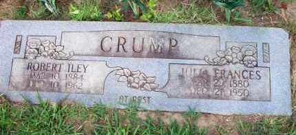 CRUMP, ROBERT ILEY - Scott County, Arkansas | ROBERT ILEY CRUMP - Arkansas Gravestone Photos