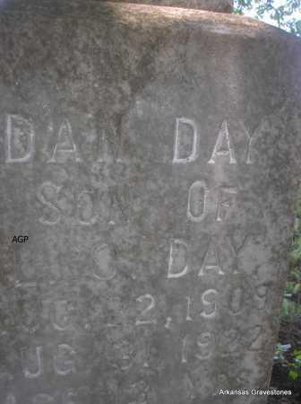 DAY, DAN - Scott County, Arkansas | DAN DAY - Arkansas Gravestone Photos