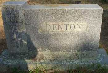 DENTON, LINZEY L - Scott County, Arkansas | LINZEY L DENTON - Arkansas Gravestone Photos