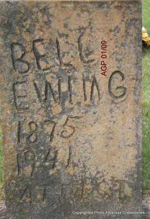 EWING, BELL - Scott County, Arkansas | BELL EWING - Arkansas Gravestone Photos