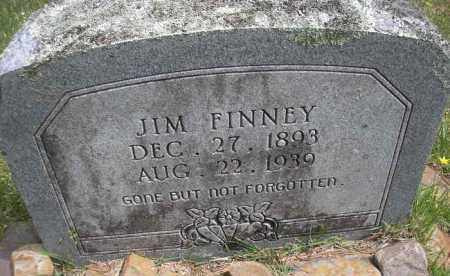FINNEY, JIM - Scott County, Arkansas | JIM FINNEY - Arkansas Gravestone Photos