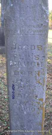 FLINSBAUGH, JACOB - Scott County, Arkansas | JACOB FLINSBAUGH - Arkansas Gravestone Photos