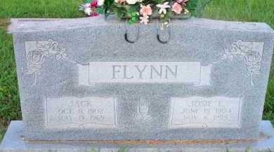 FLYNN, JOSIE E - Scott County, Arkansas | JOSIE E FLYNN - Arkansas Gravestone Photos