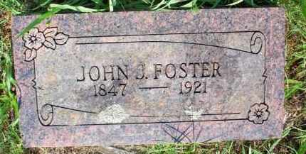 FOSTER, JOHN J - Scott County, Arkansas | JOHN J FOSTER - Arkansas Gravestone Photos
