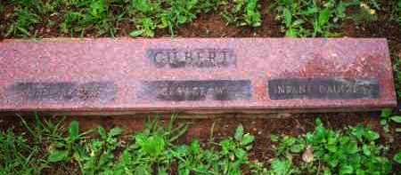 GILBERT, ISABEL - Scott County, Arkansas | ISABEL GILBERT - Arkansas Gravestone Photos
