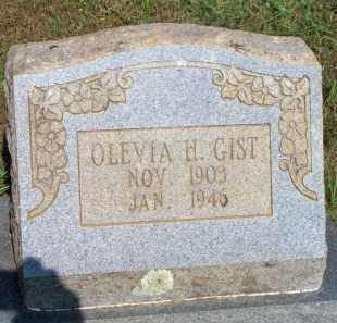 GIST, OLEVIA H - Scott County, Arkansas | OLEVIA H GIST - Arkansas Gravestone Photos