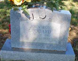 GODDARD, JOHN ROY - Scott County, Arkansas | JOHN ROY GODDARD - Arkansas Gravestone Photos