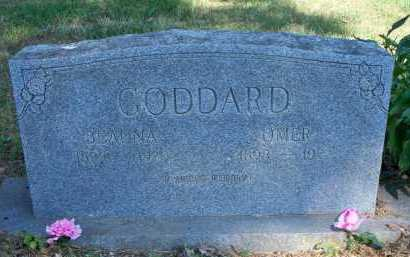 GODDARD, OMER - Scott County, Arkansas | OMER GODDARD - Arkansas Gravestone Photos
