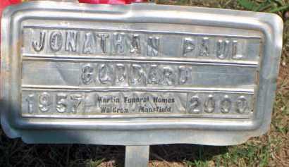 GODDARD, JONATHAN PAUL - Scott County, Arkansas | JONATHAN PAUL GODDARD - Arkansas Gravestone Photos