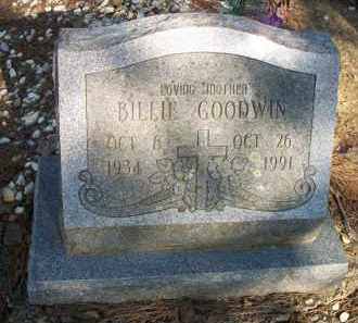 GOODWIN, BILLIE - Scott County, Arkansas | BILLIE GOODWIN - Arkansas Gravestone Photos