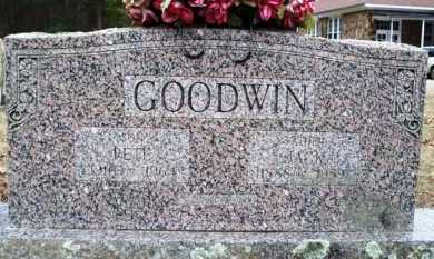 GOODWIN, PETE - Scott County, Arkansas | PETE GOODWIN - Arkansas Gravestone Photos