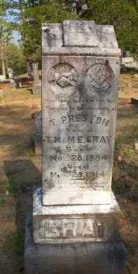 GRAY, T  PRESTON - Scott County, Arkansas | T  PRESTON GRAY - Arkansas Gravestone Photos