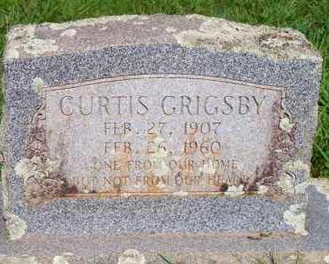 GRIGSBY, CURTIS - Scott County, Arkansas | CURTIS GRIGSBY - Arkansas Gravestone Photos