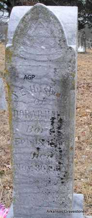 HAHN, S E - Scott County, Arkansas | S E HAHN - Arkansas Gravestone Photos
